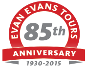 Evan Evans Tours - 85th Anniversary
