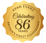 Evan Evans Tours - 86 Years