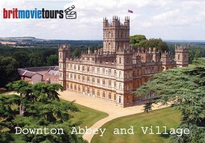 Downton Abbey and Village (Small Group)