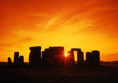 Stonehenge at Sunset, Oxford & Windsor