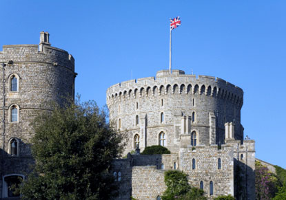 Windsor Castle, Stonehenge & Bath (Portuguese)