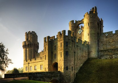 Warwick Castle, Stratford, Oxford & Cotswolds (Spanish)