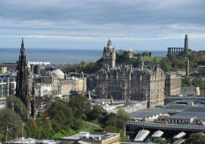 Edinburgh, The Royal City