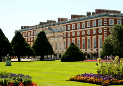 Hampton Court Palace (Admission Ticket)
