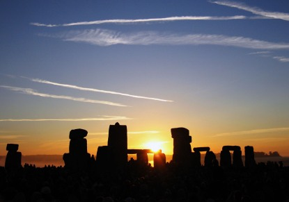 Stonehenge at Sunrise, Oxford & Windsor Castle