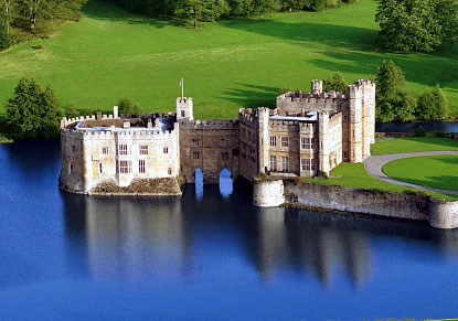 Leeds Castle, Canterbury Cathedral & Dover (Japanese)
