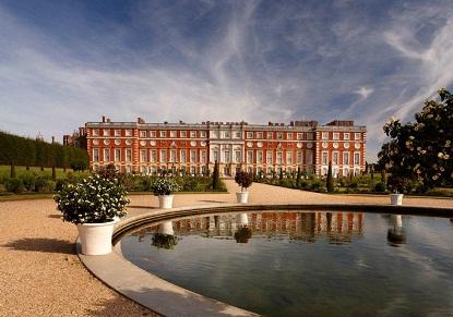 London, Windsor & Hampton Court Palace