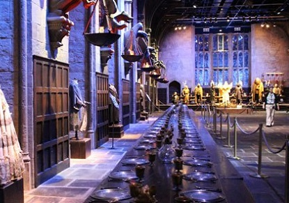 Harry Potter Studio Tour and London locations by Black Taxi