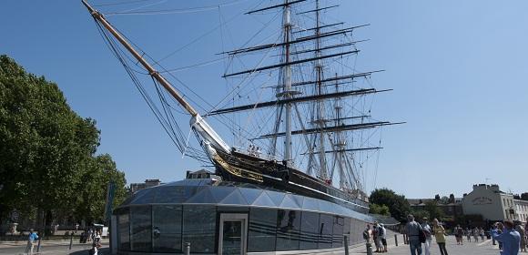 Cutty Sark, Greenwich