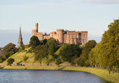 Edinburgh, Loch Ness & Highlands (3 Day Tour)