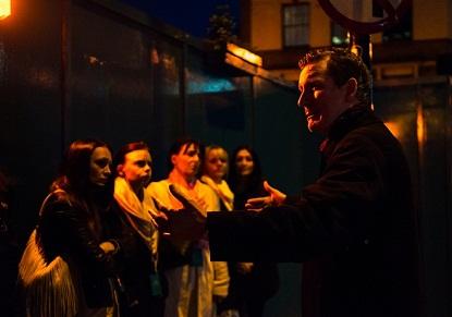 Jack the Ripper (Evening Tour)