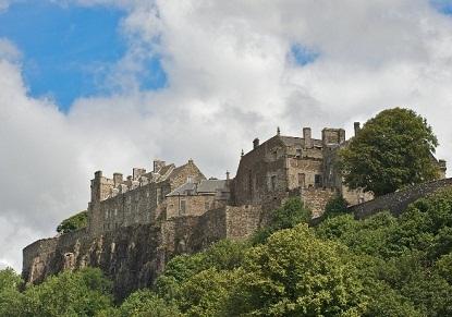 Stirling Castle & Loch Lomond