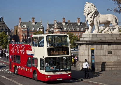 Original London Sightseeing Tour