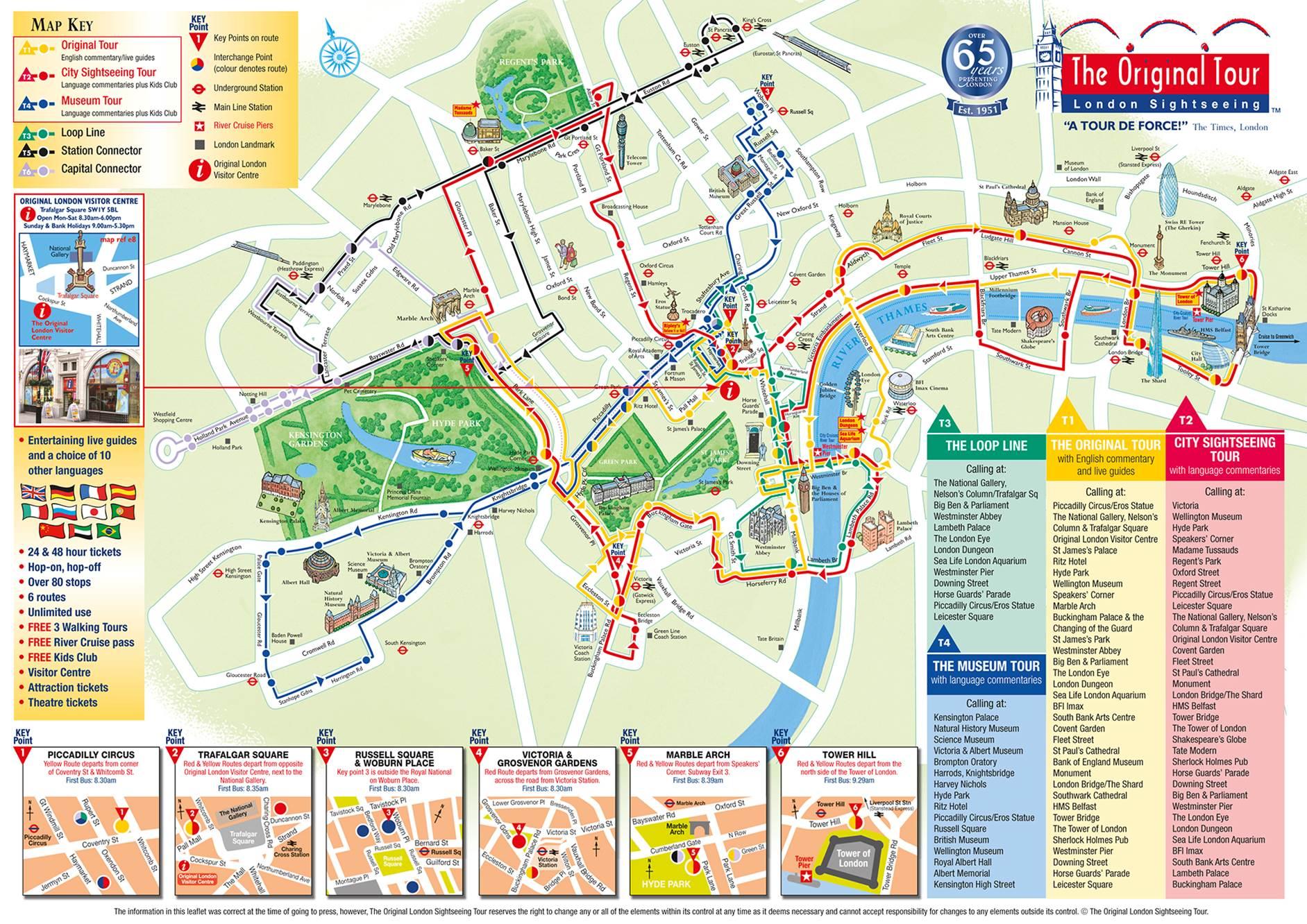 free guided walks in london