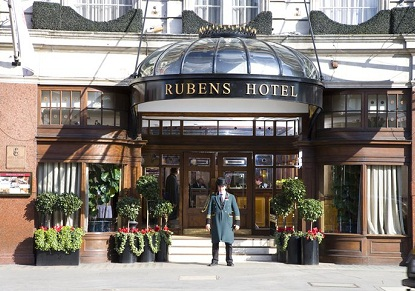 Afternoon Tea at The Rubens at the Palace Hotel