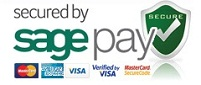 Secured by SagePay