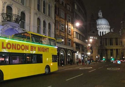 See London by Night (Evening Tour)