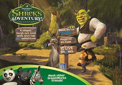 Shrek's Adventure!