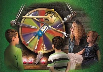 DreamWorks Tours: Shrek's Adventure!