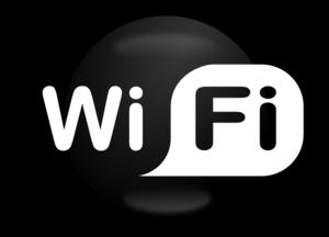 Free WiFi on Train