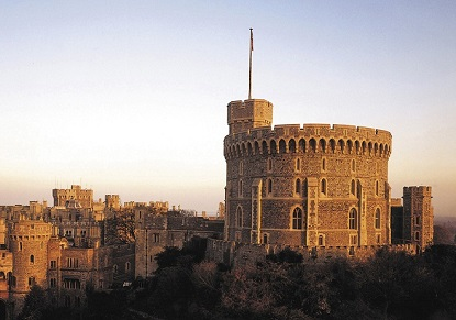 Windsor & Stonehenge with Inner Circle Access