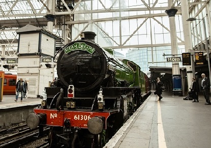Royal Windsor Steam Express with Castle Ticket